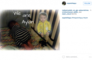 "Fig.38. ""We are Aylan"". Capture d'écran 4/9/15"